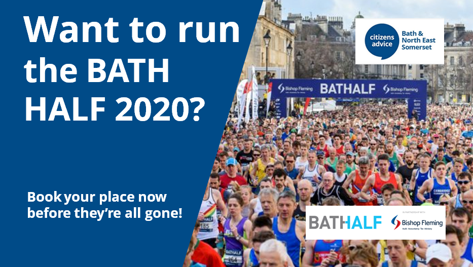 Promotional image of the Bath Half