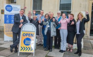 The team at Citizens Advice - Bath and North East Somerset