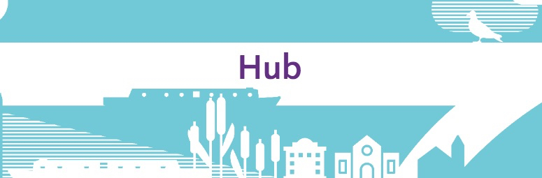 The Hub has brought together essential services