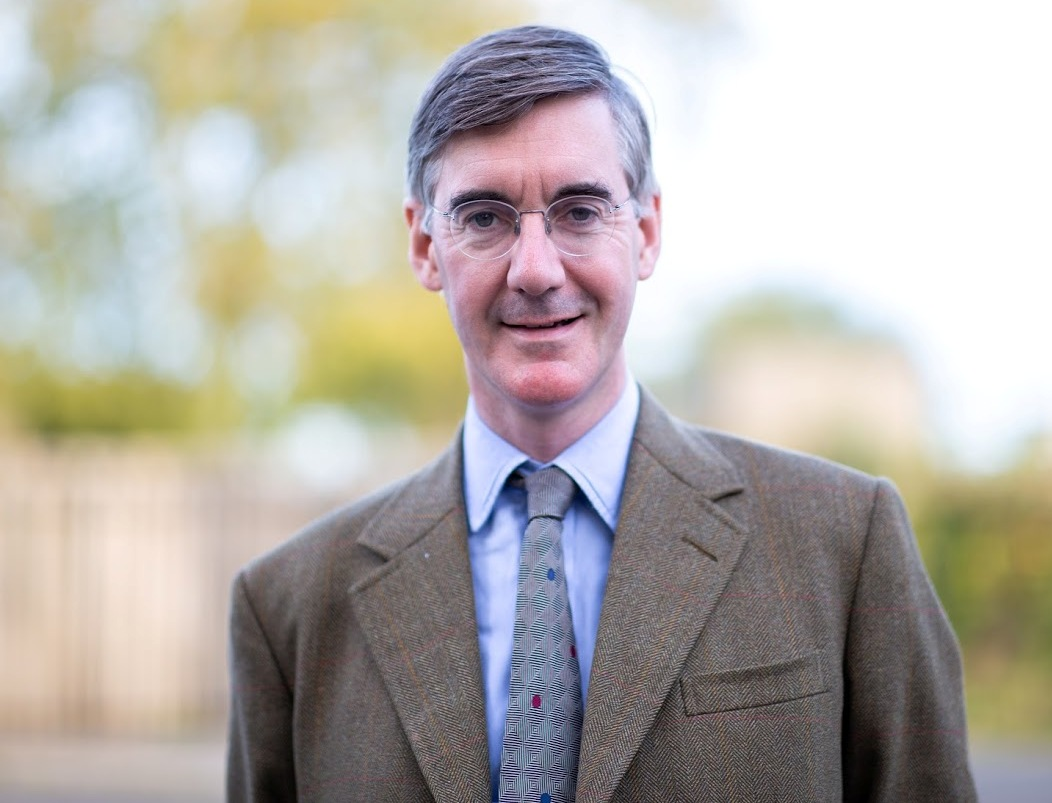 MP Jacob Rees-Mogg gives his support to Citizens Advice - Bath & North East Somerset