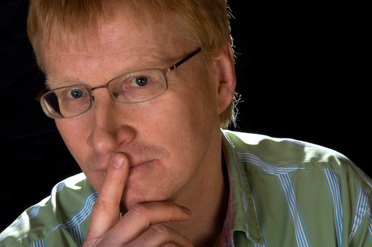 Dr Phil Hammond is acting as our ambassador for our charity