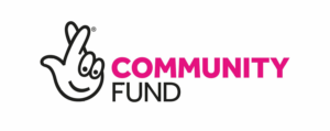 We're supported by the National Lottery Community Fund