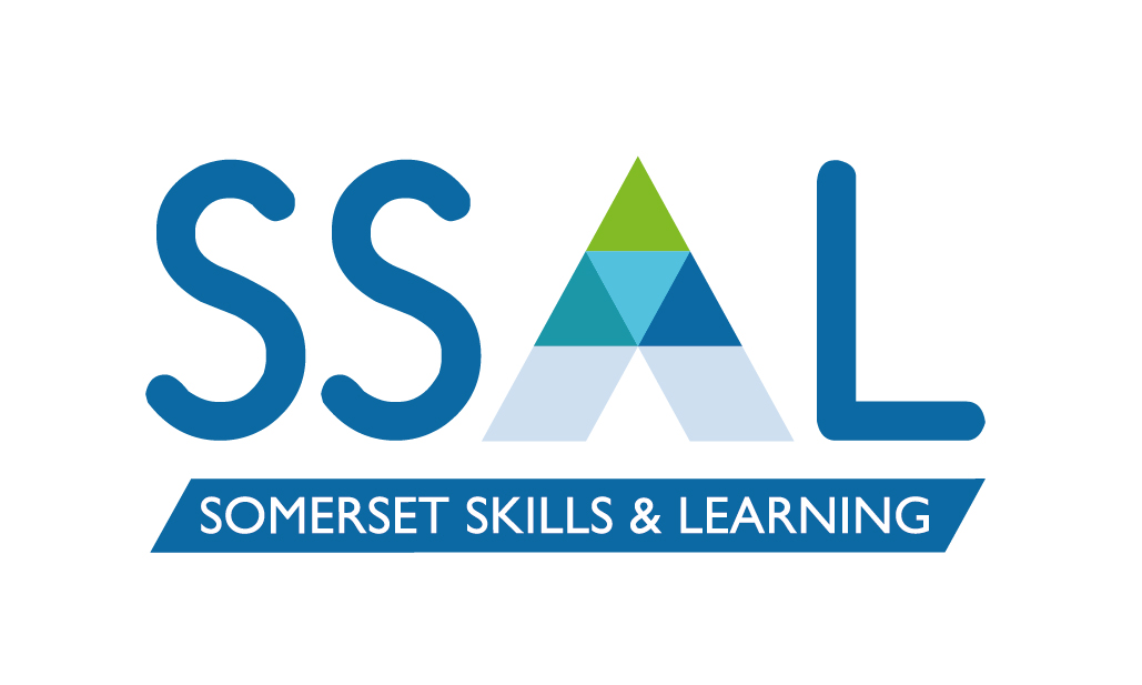 Somerset Skills & Learning logo