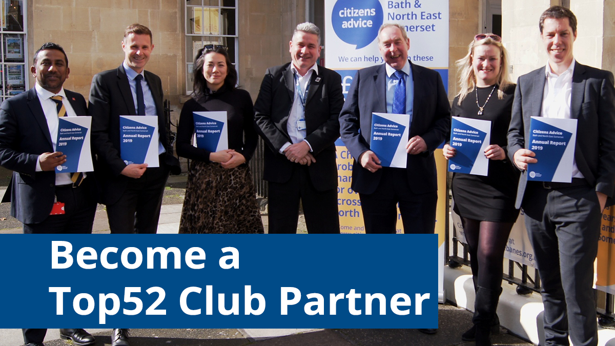 Click here to find out more about the Top52 Club