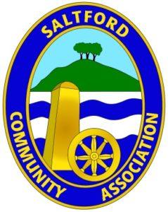 Saltford Town Council's logo
